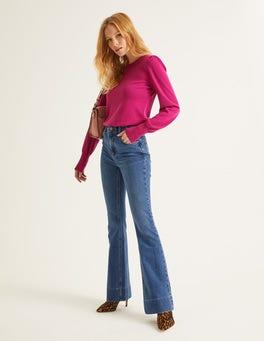 Mid Vintage Flare Jeans