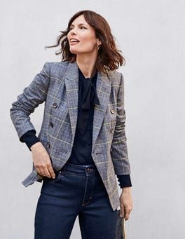 Blazer Addlestone en tweed
