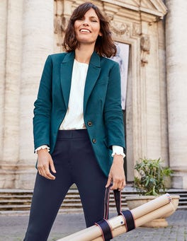 Blazer Smyth en point de Rome