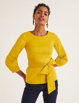 Saffron Evie Top
