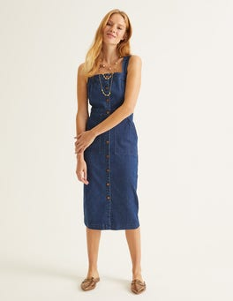 Mid Vintage Denim Livia Denim Dress