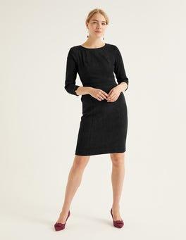 Black Coraline Dress