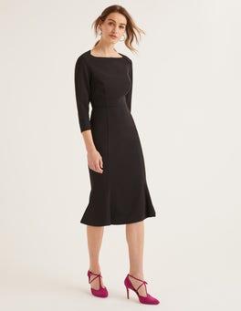 Black Violette Dress