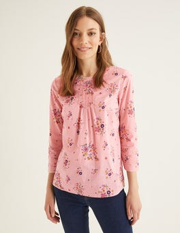 Chalky Pink, Daydream Isabella Top