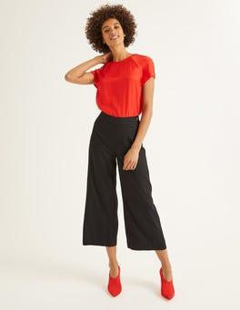 Post Box Red Daria Top