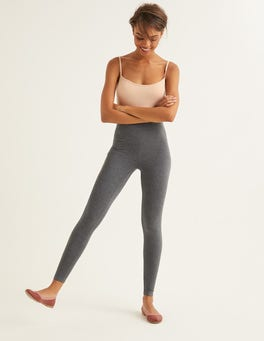Anthrazit Meliert Leggings