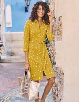 Tara Hemdblusenkleid aus Jersey