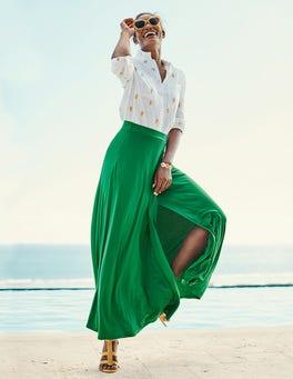 Albany Jersey Maxi Skirt