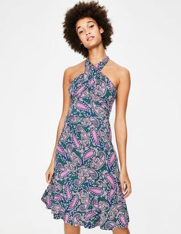 Woodland Green Mexican Paisley Lilah Multi-way Dress