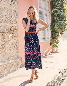 Polly Jersey Midi Dress