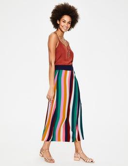 Conker and Azelea Multistripe Portia Skirt