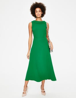 Highland Green Clarissa Midi Dress
