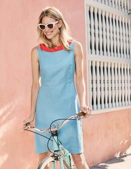 Imelda Linen Dress