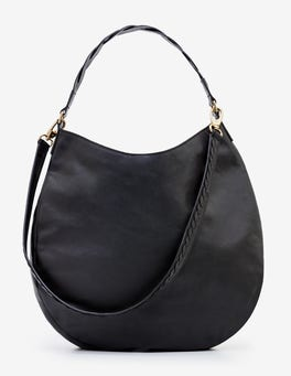 Black Lingfield Shoulder Bag