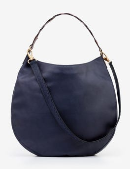 Navy Lingfield Shoulder Bag