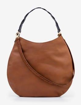 Tan Lingfield Shoulder Bag