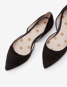 Black Henrietta Flats