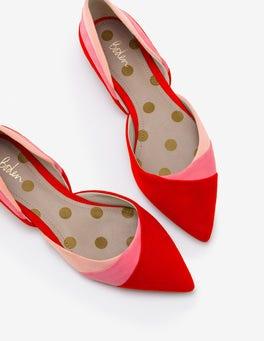 Chaussures plates Henrietta