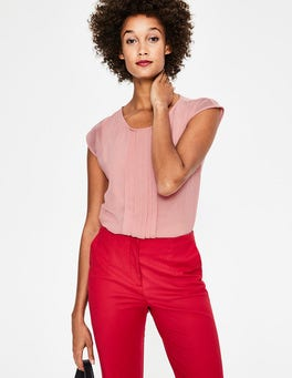 Chalky Pink Dakota Jersey Top