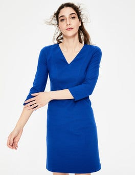 Cobalt Bronte Jersey Dress