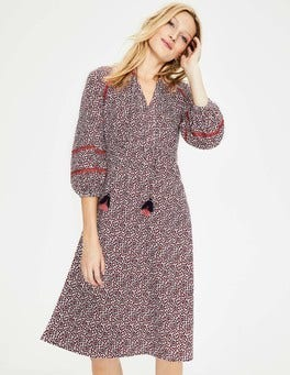 Rouge Island Bloom Heidi Jersey Dress