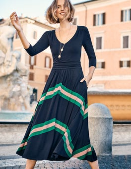 Juliet Jersey Midi Dress