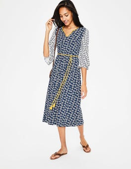 Bella Jersey Midi Dress