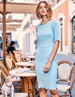 Emma Ponte Dress
