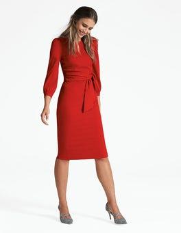 Josephine Ponte Dress
