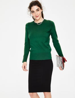 Forest Tilda Crew Neck Jumper