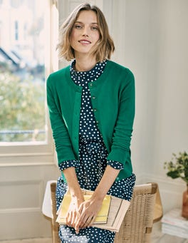 Womens Cardigan At Boden