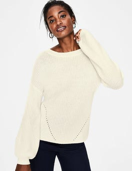 Ivory Eve Jumper