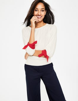 Ivory Addie Jumper
