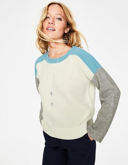 Ivory Sophie Sweater
