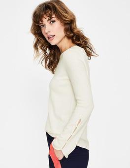 Ivory Lina Sweater