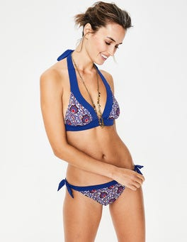 Island Bloom Formentera Bikini Top