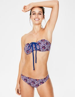 Island Bloom Sardinia Bikini Top