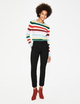 Black Hampshire 7/8 Trousers