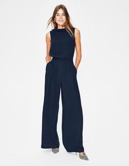 Navy Clarissa Jumpsuit