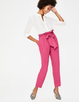 Garden Rose Melina Paperbag Pants