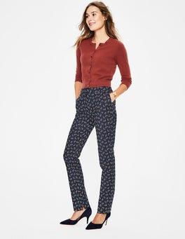 Navy and Maroon, Arc Richmond Trousers