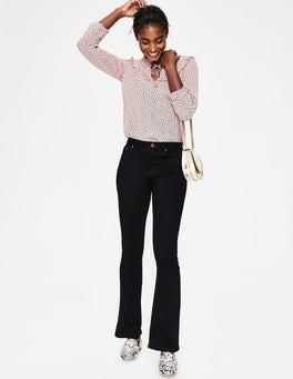 Marylebone Schmale Bootcut-Jeans