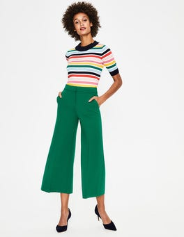 Forest Hampshire Ponte Culottes