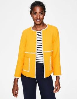 Happy Ida Textured Jacket