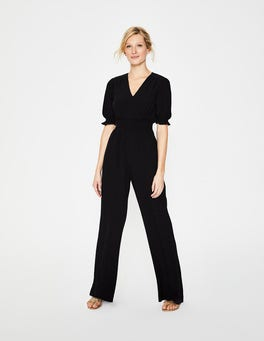 Black Jasmine Jumpsuit