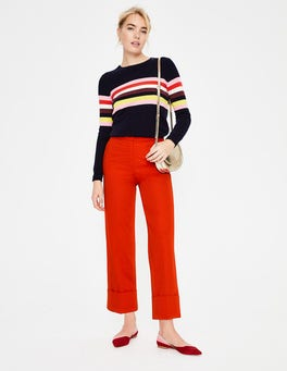 Red Pop Hambledon Trousers