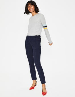 Navy Lydford Trousers