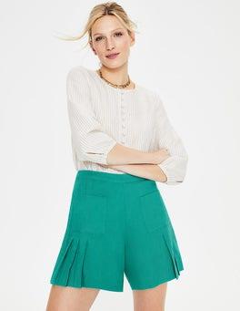 Indian Ocean Zoe Linen Shorts