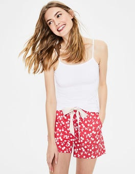 Strawberry Split, Cherry Suzie PJ Shorts