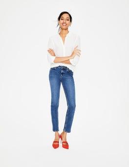 Mid Vintage Cambridge Ankle Skimmer Jeans